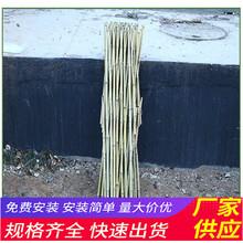 甘孜康定縣碳化木柵欄鋅鋼草坪護欄竹籬笆(中聞資訊)圖片