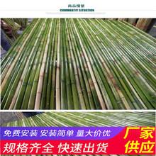 棗莊中碳化木柵欄竹籬笆柵欄竹籬笆(中聞資訊)圖片