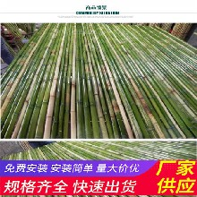 河南新乡木栅栏篱笆网栅栏竹篱笆(中闻资讯)图片