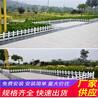 吉安吉州竹篱笆pvc塑钢围栏pvc护栏(中闻资讯)