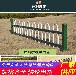 海寧市竹籬笆pvc護欄pvc塑鋼圍欄(中聞資訊)