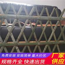 泰州高港木栅栏pvc塑料围栏竹篱笆(中闻资讯)图片