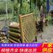 广东深圳竹篱笆pvc护栏菜园护栏_免费提供样品(中闻资讯)