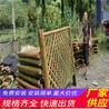 扬州仪征木栅栏竹篱笆围栏竹护栏竹篱笆(中闻资讯)