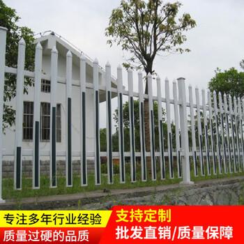 扬州仪征pvc草坪护栏竹篱笆塑钢护栏花池围挡(中闻资讯)