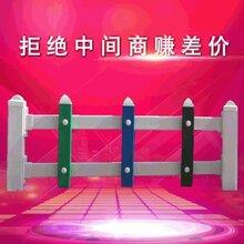 益阳资阳木栅栏pvc草坪栅栏竹篱笆(中闻资讯)图片
