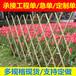 通山竹篱笆pvc护栏花草护栏(中闻资讯)