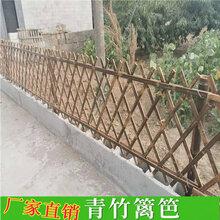 江西赣州pvc草坪护栏竹篱笆塑钢护栏pvc塑钢护栏(中闻资讯)图片