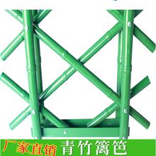 咸宁赤壁pvc草坪护栏竹篱笆塑钢护栏pvc隔离栅栏(中闻资讯)图片