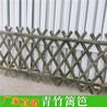 沙溪竹篱笆pvc护栏护栏草坪(中闻资讯)