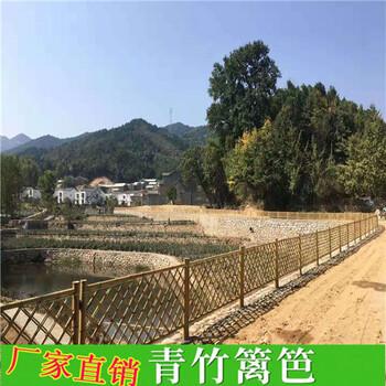 台州仙居县pvc草坪护栏竹篱笆塑钢护栏pvc围挡(中闻资讯)
