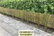 长乐市竹篱笆竹子护栏菜园pvc栅栏pvc护栏(中闻资讯)