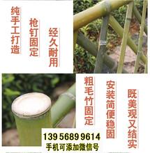 阳泉郊竹篱笆pvc护栏塑钢围栏篱笆栅栏(中闻资讯)图片