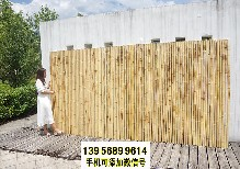 甘南竹籬笆pvc護欄塑鋼欄桿pvc綠化護欄(中聞資訊)圖片0