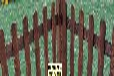 貴定竹圍欄塑鋼護欄竹籬笆pvc護欄塑料小圍欄