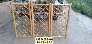 甘南竹籬笆pvc護欄塑鋼欄桿pvc綠化護欄(中聞資訊)圖片3