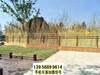 靖江市竹篱笆竹子护栏pvc塑钢栏杆pvc护栏(中闻资讯)