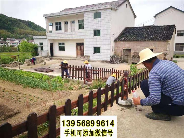 越城区竹篱笆 竹子护栏装饰栅栏护栏pvc护栏(中闻资讯)