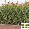 贵阳市仿竹围栏竹篱笆仿竹篱笆碳化木护栏