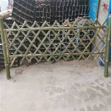 绥化兰西县竹篱笆pvc护栏竹栅栏围栏竹篱笆(中闻资讯)图片