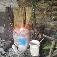 岳阳竹篱笆竹护栏绿化栏杆围栏碳化木栅栏(中闻资讯)图片