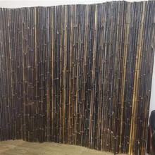 黄冈竹篱笆竹护栏草坪护栏草坪护栏围墙交通防护栏(中闻资讯)图片