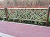 長順竹圍欄防腐護欄竹籬笆pvc護欄鐵馬