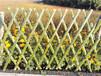 鹿泉仿竹围栏仿竹节护栏仿竹篱笆pvc护栏