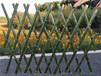 武夷山竹围栏碳化竹竹篱笆pvc护栏小护栏
