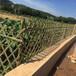 鼓楼区竹篱笆碳化竹竹子篱笆pvc护栏遂宁安居区