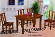 家用实木餐桌餐椅图片大全碳化木专业生产碳化木原生态环保家具