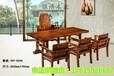 山东银浩_碳化木实木餐桌--价格实木餐桌图片__实木白茬餐桌专业生产