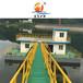 江苏中兴水务自然升降潜水泵汲水浮坞泵站厂家设计定制