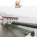 江苏中兴水务栈桥摇臂式取水泵船厂家直销设计定制
