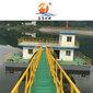 江苏中兴水务模块化组合式浮坞泵站厂家设计定制图片