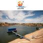 优质厂家专业生产特种汲水泵船栈桥旋臂式浮坞泵站江苏中兴水务图片