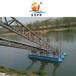 厂家设计定制栈桥摇臂式取水泵船特种汲水泵船江苏中兴水务