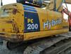 原装小松200-8二手挖掘机转让全国包送