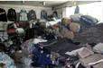 深圳库存服装回收,回收库存布料