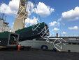 钢材散杂船出口订舱图片