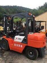 合力杭州各种品牌二手叉车低价抛货送货上门图片