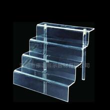 高档亚克力钱包展示架有机玻璃包包陈列透明亚克力展示架