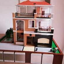 智能家居演示模型智能家居演示别墅模型智能门锁图片