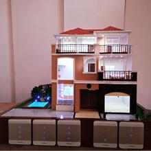 铭辰家居提供优惠的别墅智能家居演示模型家居演示沙盘智能门锁智能家居系统演示图片
