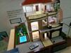 铭辰智能家居演示模型智能家居展示沙盘上海北京铭辰演示模型沙盘,安防监控系统