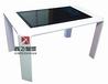 43寸白色四人鑫飞福建智能餐桌立式智慧点餐机智能洽谈桌