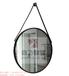 鑫飞智能魔镜卫浴间无框镜可批发优质带灯卫浴镜智能家居厂家直销卫浴健康镜