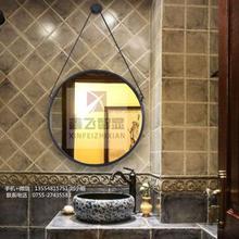 浙江鑫飞智能魔镜卫浴间智能家居厂家直销卫浴健康镜无框镜可批发优质带灯卫浴镜