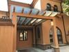 广州玻璃雨棚定制钢结构雨棚价格优惠门店雨棚厂家