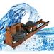 水阻划船器优质白蜡木室内高端专业厂家划船机水阻